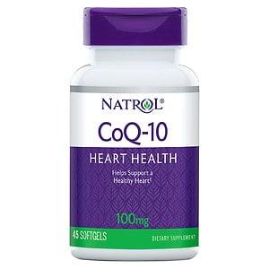 Natrol CoQ-10, 100mg, Capsules, 30 ea