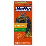 Hefty Cinch Sak Lawn & Leaf Bags, Value Pack, 39 gallon