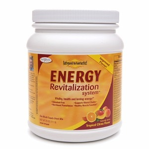 Enzymatic Therapy Energy Revitalization System Drink Mix, Citrus- 25 oz