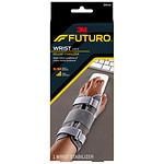 FUTURO Deluxe Wrist Stabilizer, Left Hand, Small/Medium