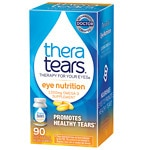 TheraTears Nutrition Omega-3 Supplement with Vitamin E, Capsules