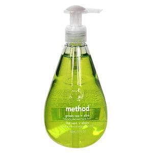 method Gel Hand Wash, Green Tea + Aloe- 12 fl oz