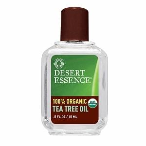 Desert Essence Organic Tea Tree Oil