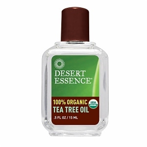 Desert Essence Organic Tea Tree Oil- .5 fl oz