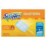 Swiffer Dusters Handle and Refill Kit, Unscented- 1 kit