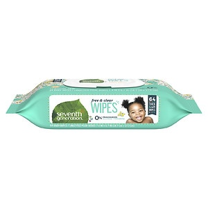 Seventh Generation Free & Clear Baby Wipes with Widget
