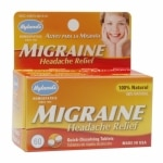 Hyland's Homeopathic Migraine Headache Relief Quick Dissolving Tablets- 60 ea
