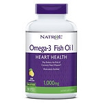 Natrol Omega-3 Fish Oil, 1000 mg, Softgels- 150 ea