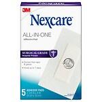 Nexcare Soft Cloth Premium Adhesive Pad 2 3/8