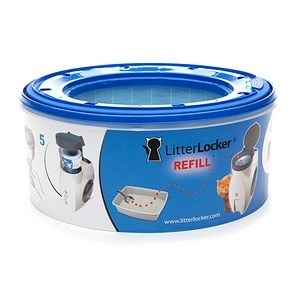Litter Locker Refill Cartridge- 1 ea