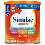 Similac Sensitive Infant Formula with Iron, Powder- 12 oz