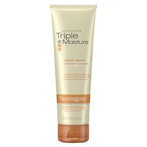 Neutrogena Triple Moisture Daily Deep Conditioner- 8.45 fl oz