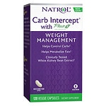 Natrol White Kidney Bean, Carb Intercept- 120 ea