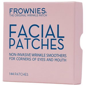 Frownies Facial Pads, Use on Corners of Eyes and Mouth, White Packaging