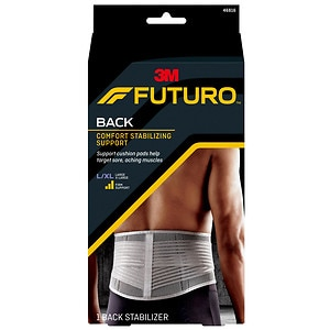 FUTURO Stabilizing Back Support, Large-X Large- 1 ea