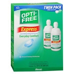 Opti-Free Express, Everyday Comfort Multi-Purpose Disinfecting
