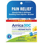 Boiron Arnica 30C Pellets Value Pack, 3 pk- 80 ea
