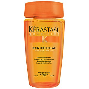 Kerastase Nutritive Bain Oleo-Relax, Smoothing Shampoo- 8.5 fl oz