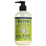 Mrs. Meyer's Clean Day Liquid Hand Soap, Lemon Verbena- 12.5 fl oz