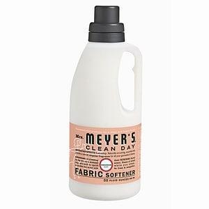 Mrs. Meyer's Clean Day Fabric Softener, Geranium- 32 fl oz