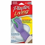 Playtex Living Gloves DripCatch Cuff, Medium- 1 pr