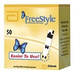 FreeStyle Test Strips (Monitor Sold Separately)