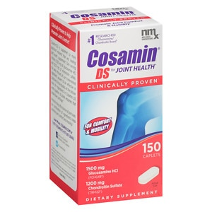 Cosamin DS Joint Health Supplement, Scored Tablets- 150 ea