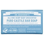 Dr. Bronner's All-One Hemp Pure-Castile Soap, Unscented- 5 oz