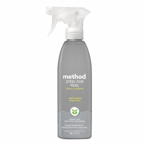 method Steel for Real Cleaner + Polish- 12 fl oz
