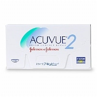 Acuvue 2 Contact Lens- 6 ea