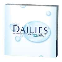 Focus DAILIES 90-Pk Contact Lens- 1 ea