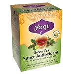 Yogi Tea Green Tea, Super Anti-Oxidant- 16 bags