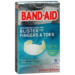 Band aid for blisters