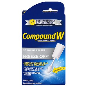 Compound W Freeze Off- 8 ea
