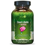Irwin Naturals Steel-Libido for Women