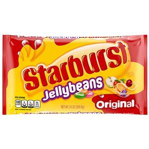 Starburst Jellybeans Bag, Original- 14 oz