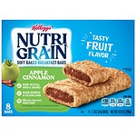 Nutri-Grain Cereal Bars, Apple Cinnamon, 8 pk- 1.3 oz