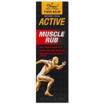 Tiger Balm Muscle Rub Topical Analgesic Cream- 2 oz