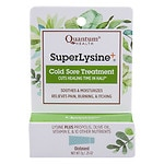 Quantum Health Super Lysine Plus+ Cold Sore Treatment- .25 oz