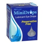 Optics Laboratory Minidrops Eye Therapy Single-Use Droppers