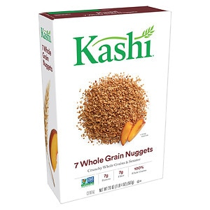 Kashi 7 Whole Grain Cereal Nuggets, 20 oz