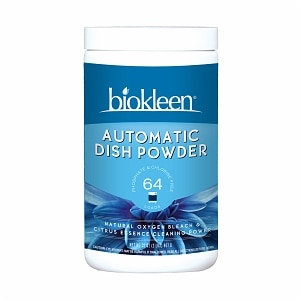 biokleen Automatic Dish Powder with Grapefruit Seed & Orange Peel Extract- 32 oz