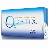 O2OPTIX Contact Lens- 6 lenses per box