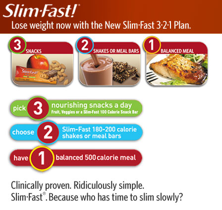Slim fast optima success stories