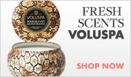 Fresh Scents from Voluspa