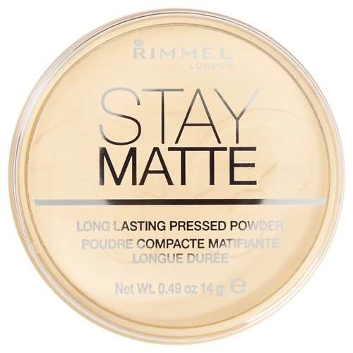 Rimmel Stay Matte - Pressed Powder, Transparent