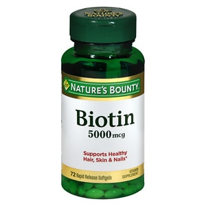 Nature S Bounty Biotin Amazon