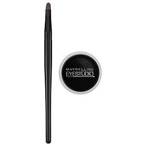 Maybelline Lasting Drama by Eye Studio Gel Eyeliner, Blackest Black | drugstore.com