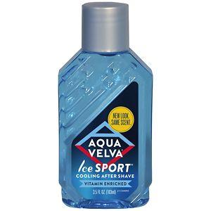 Aqua Velva Ice Sport After Shave Drugstore Com