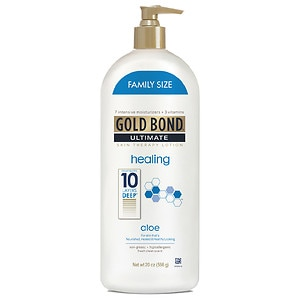 gold bond ultimate healing unscented